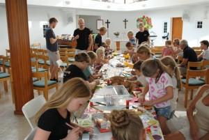 kanelbulleklubben Svenska Kyrkan Teneriffa