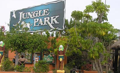 Jungle Park Teneriffa