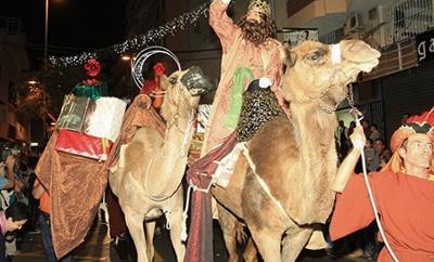 Los Reyes Magos Teneriffa, Los Cristianos