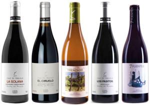Vin på Teneriffa