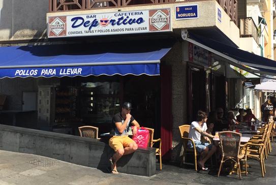 Bar Deportivo Teneriffa