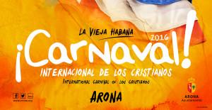 Karnevalen i Los Cristianos Teneriffa