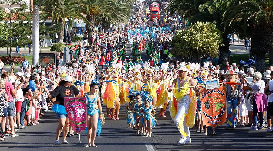 Karneval i Los Cristianos