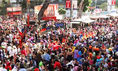 Karnevaler på Teneriffa