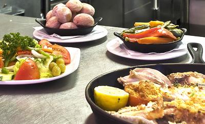 La Vieja restaurang på Teneriffa