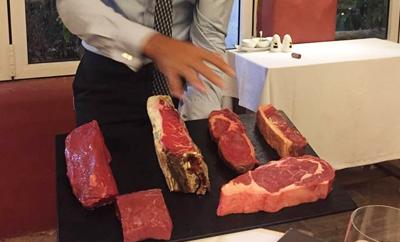 Köttrestaurang på Teneriffa